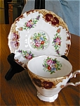 Click to view larger image of Grosvenor Bone China Teacup (Image1)