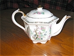Click here to enlarge image and see more about item gteap12021: Sadler English Porcelain Teapot