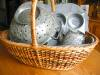 Click to view larger image of Antique Gray Graniteware Assortment (Image6)
