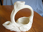 Click here to enlarge image and see more about item haeger70627: Haeger Candle Holder Vase