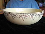 Click here to enlarge image and see more about item hall10721: Vintage Hall China Salad Bowl