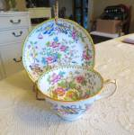 Click here to enlarge image and see more about item hammersley0217: Hammersley Bone China Teacup