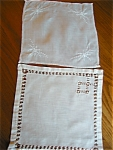 Click here to enlarge image and see more about item hankies90523: Vintage Hankies