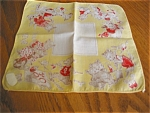 Click here to enlarge image and see more about item hanky90507b: Tom Lamb Hanky