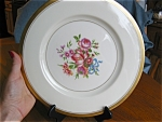 Click here to enlarge image and see more about item haviland10505: Theodore Haviland Plate