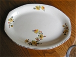 Click here to enlarge image and see more about item hlc104071: Vintage Homer Laughlin Platter