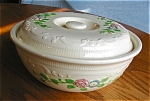 Click here to enlarge image and see more about item hlc110409: Homer Laughlin Casserole Dish