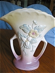Click here to enlarge image and see more about item hull10521: Vintage Hull Wildflower Vase
