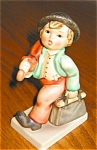 Click here to enlarge image and see more about item hum04042: Goebel Hummel Merry Wanderer