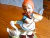 Click to view larger image of Artmark Musical Hummel Style Figurine (Image3)