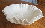 Click here to enlarge image and see more about item imperial40620: Imperial Glass Ruffled Bowl
