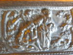 Click to view larger image of Antique Art Nouveau Footed Box (Image5)