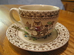 Click here to enlarge image and see more about item johnsonbros102106: Johnson Bros. Staffordshire Ironstone Teacup