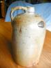 Click to view larger image of Large Antique  Saltglaze Jug (Image3)
