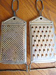 Click to view larger image of Vintage Graters (Image1)