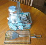 Click here to enlarge image and see more about item kitchen1113: Kitchen Collectibles Vintage