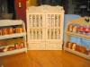 Click to view larger image of Wooden Souvineer Shakers w/Rack (Image4)