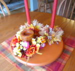 Click to view larger image of Wooden Lazy Susan (Image5)