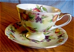 Click here to enlarge image and see more about item lefton10413: Artist SigneLefton HPTeacup