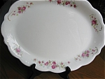 Click here to enlarge image and see more about item limoges30609: American Antique Limoges Platter