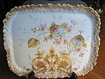 Click here to enlarge image and see more about item limoges91006: Lewis Straus LimogesTray