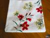 Click to view larger image of Vintage Simtex Cotton Flower Tablecloth (Image3)