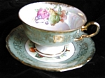 Click here to enlarge image and see more about item linmark10421: Linmark Lustre Teacup