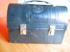 Click to view larger image of Lunch Box w/ Kitchen Collectibles Vintage (Image2)