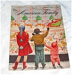 Click here to enlarge image and see more about item mag01032: Vintage Magazine - American Family