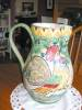 Click to view larger image of  Italian Rooster Vintage Pitcher Large (Image7)