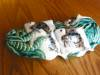 Click to view larger image of Art Pottery Fish Wallpocket (Image6)