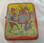 Click here to enlarge image and see more about item mattelmusic7013: Collectible Vintage Mattel Merry Music Box