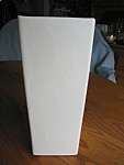Click here to enlarge image and see more about item mccoy10713: McCoy Floraline Vase Tall