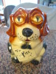 Click to view larger image of McCoy Cookie Jar Vintage Beagle  (Image7)