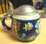 Click here to enlarge image and see more about item merkelbach1112: Vintage Merkelbach Beer Stein