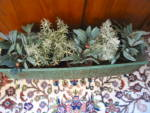 Click to view larger image of Antique Metal Planter Box (Image4)
