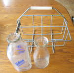 Vintage United Dairy Farmers Milk Carrier