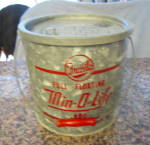 Click here to enlarge image and see more about item minnowbucket120510: Vintage Frabill Minnow Bucket