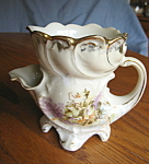 Click here to enlarge image and see more about item mustache112006: Antique Porcelain Shaving Mug - R.S. Prussia?