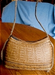Click here to enlarge image and see more about item native30513a: Vintage Koppit Basket