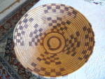 Click to view larger image of Large Native Bowl Basket (Image8)