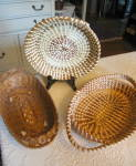 Click to view larger image of Native American Assorted Baskets (Image7)