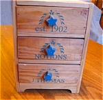 Click to view larger image of Wood Notions Box (Image1)