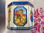 Click to view larger image of Nurnberg German Vintage Tin (Image5)