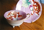 Click to view larger image of Occupied Japan Footed Teacup (Image1)