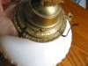 Click to view larger image of Eagle Vintage Oil Lamp (Image4)