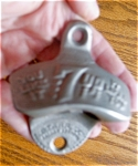 Click to view larger image of Vintage 7 Up Bottle Opener (Image1)