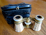 Antique MOP French Opera Glasses