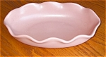 Abingdon Scalloped Low Vase