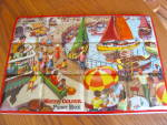 Click here to enlarge image and see more about item paintbox040710: Vintage Tin Litho English Paint Box